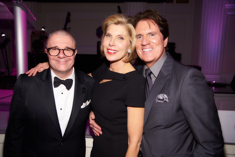 Manhattan Theatre Club honors Christine Baranski