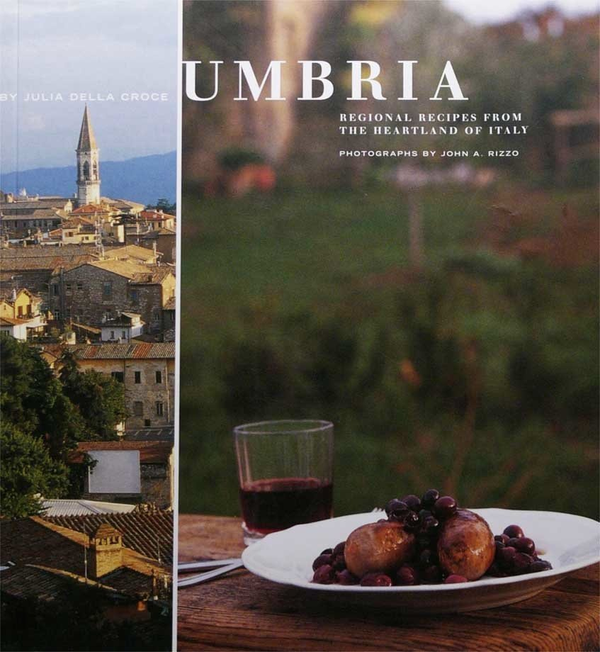 Umbria Cooking Cover