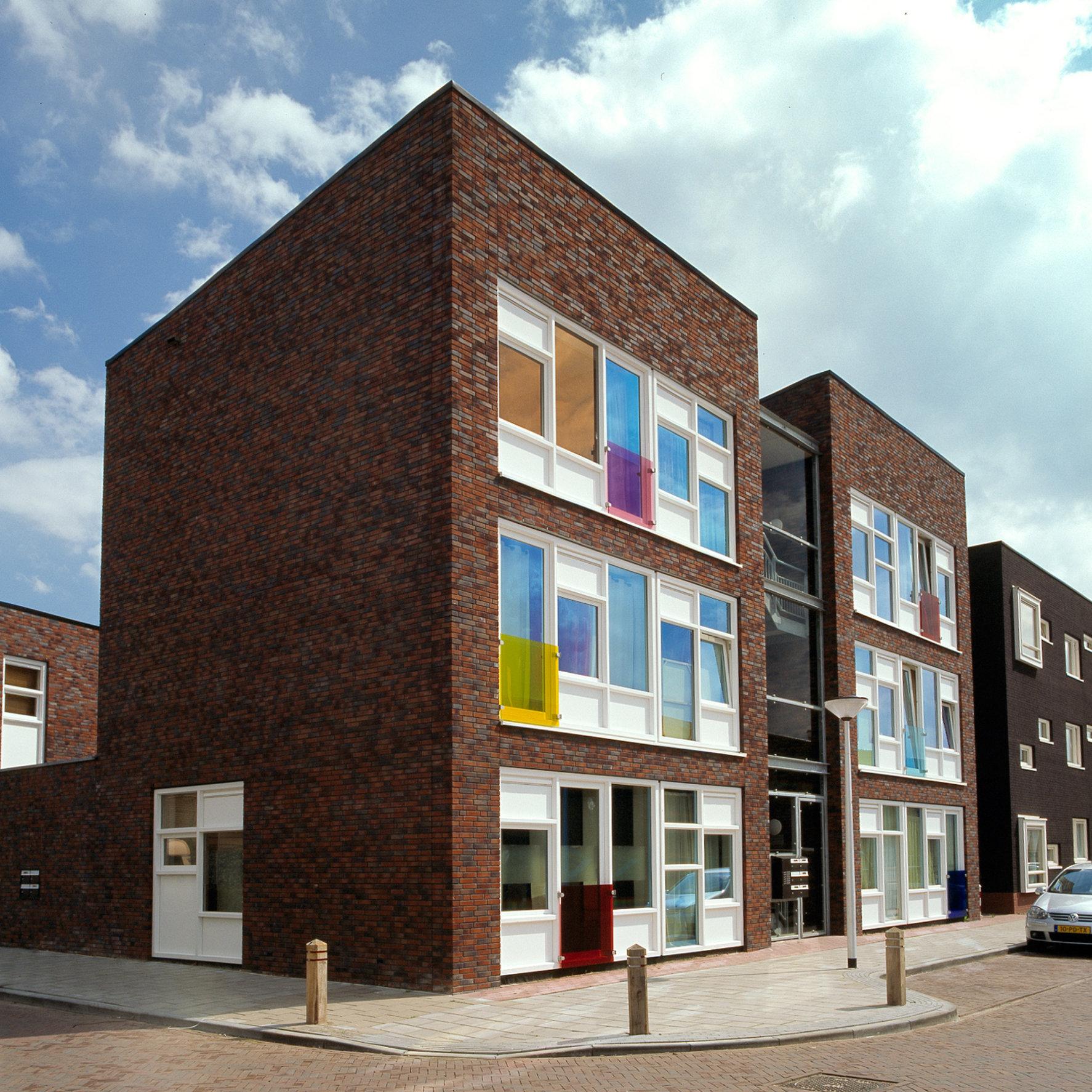 Roombeek quarter, Enschede (NL)