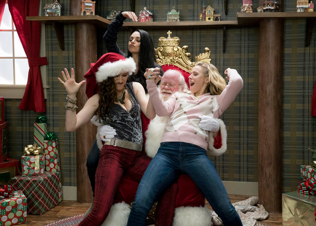 A BAD MOMS CHRISTMAS (feature)