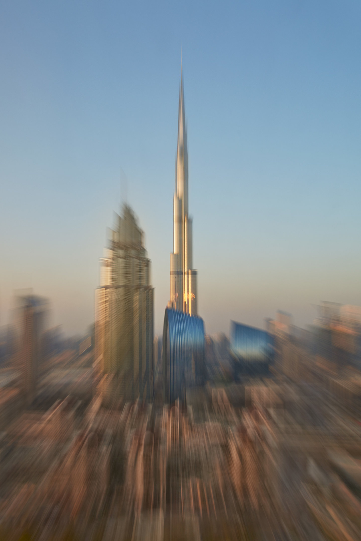 City / Dubai / Boulevard Plaza