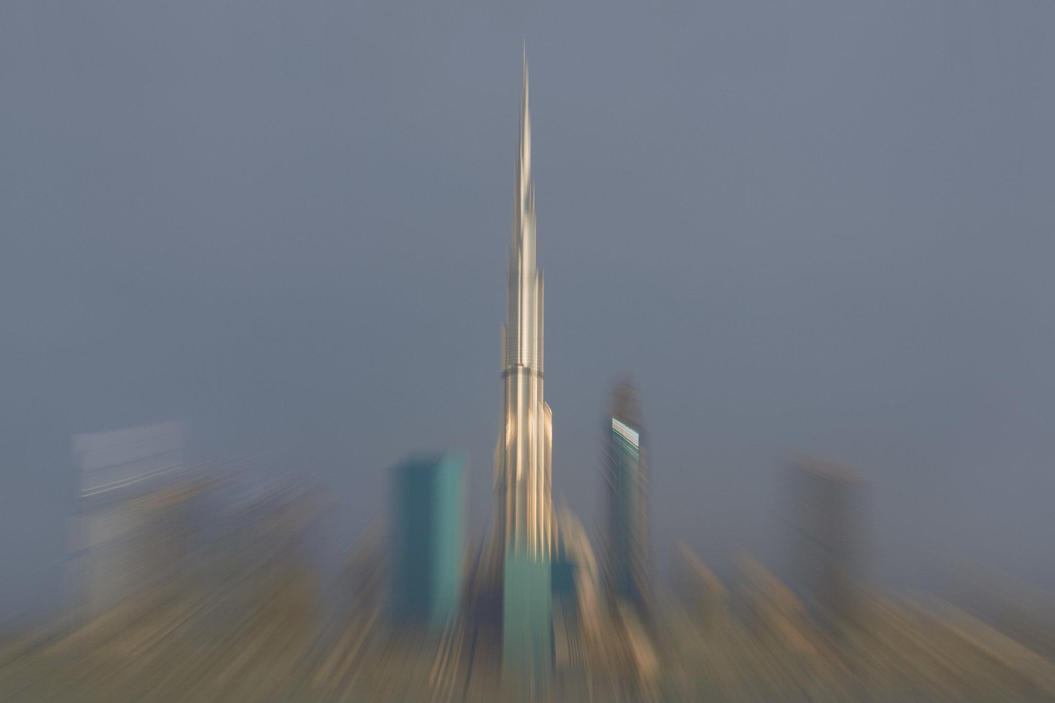 City / Dubai / Burj Khalifa