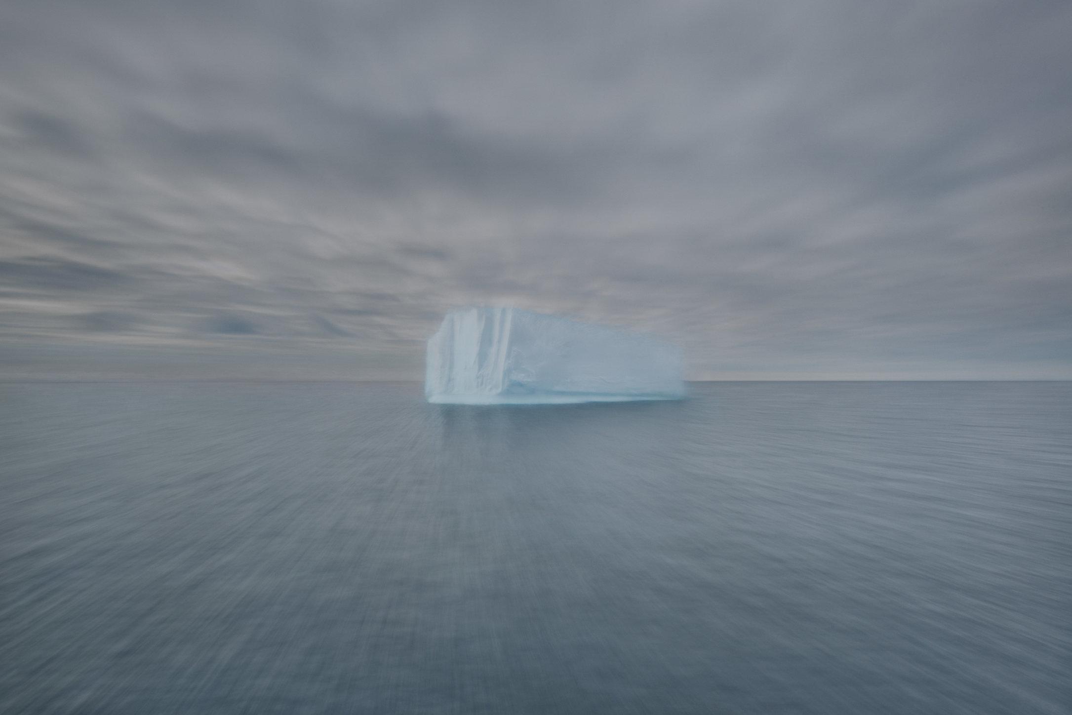 Land / Antarctica / Holy Spirit Passage