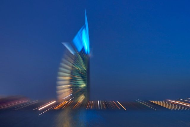 City / Dubai / Burj Al Arab