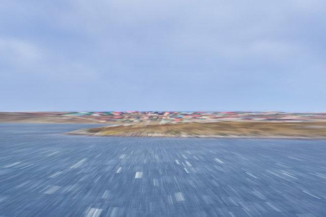 Land / Patagonia / Port Stanley