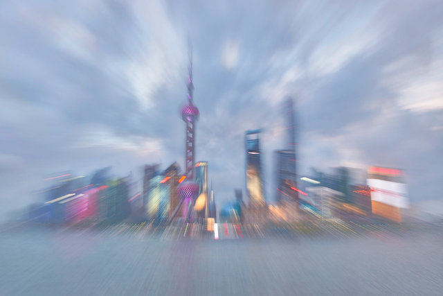 City / Shanghai / Pudong3