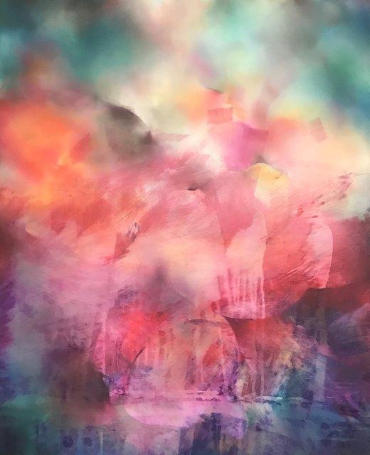 Lightdance, 100 cm x 80 cm, Öl auf Leinwand.jpg