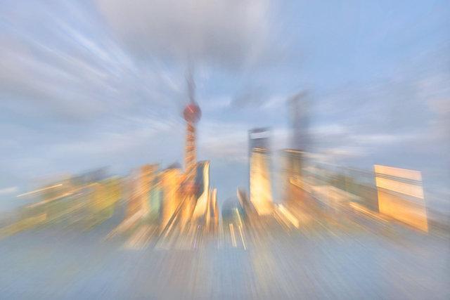 City / Shanghai / Pudong1