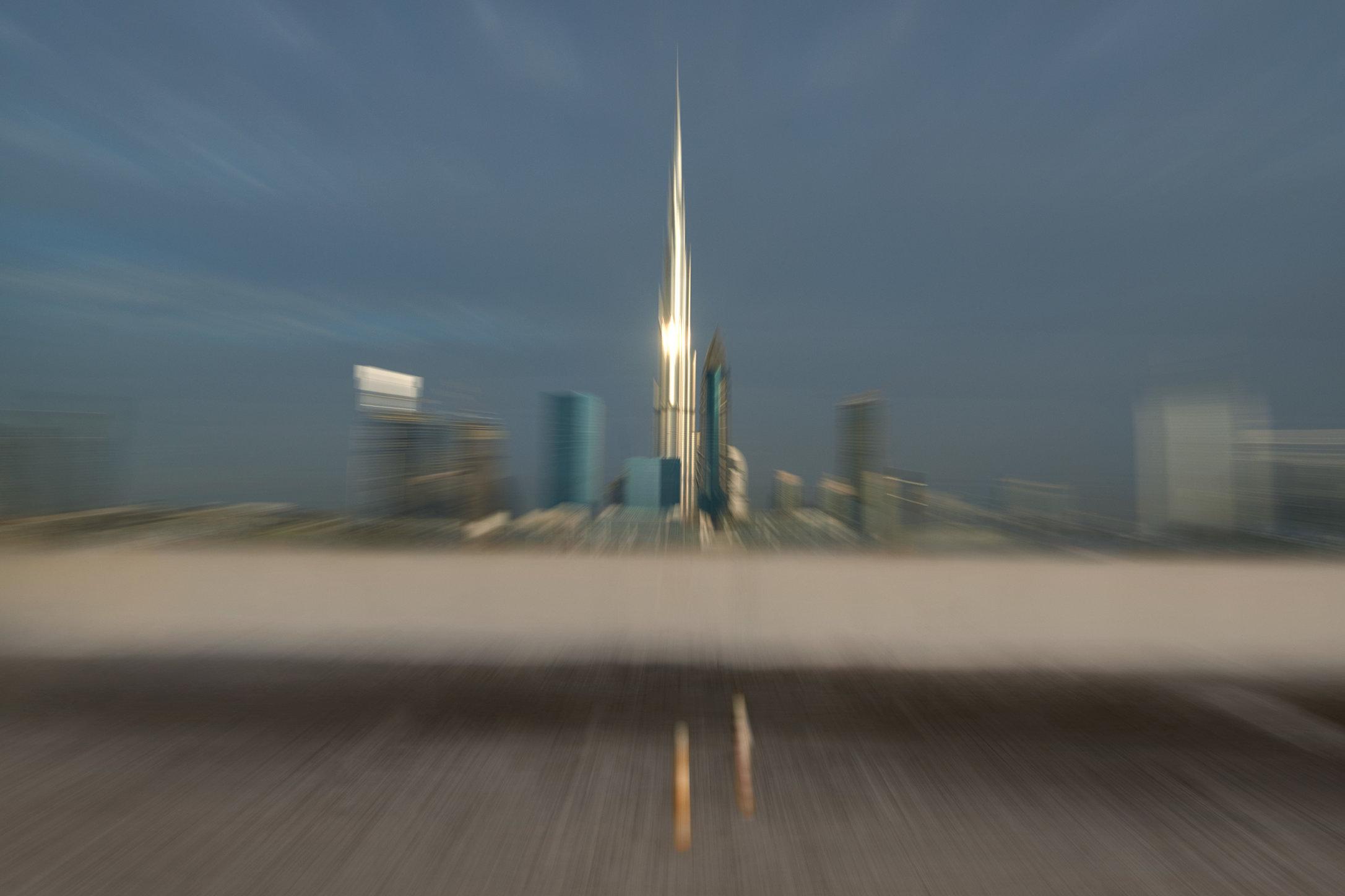 City / Dubai / Mirage