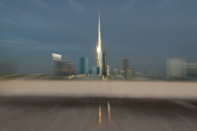 City / Dubai / Mirage