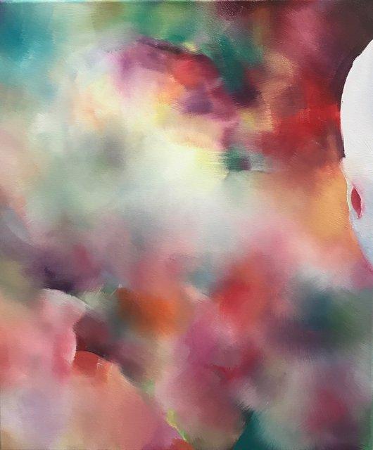 Silva Red, 60 cm x 50 cm, Öl auf Leinwand.jpg