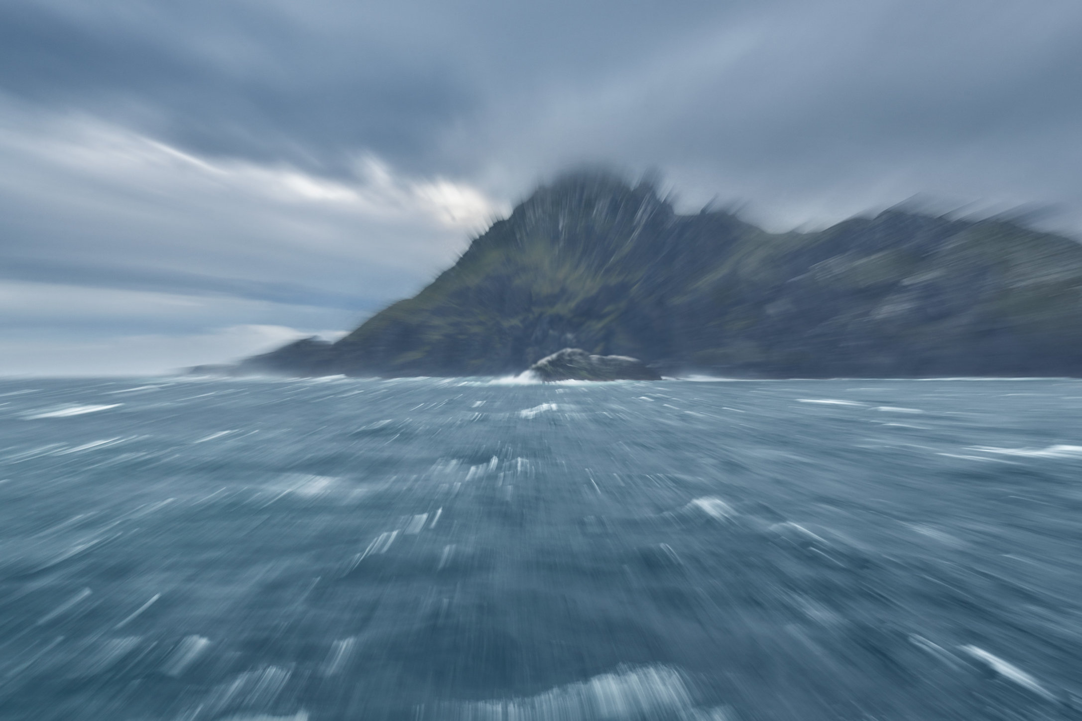 Land / Patagonia / Cape Horn