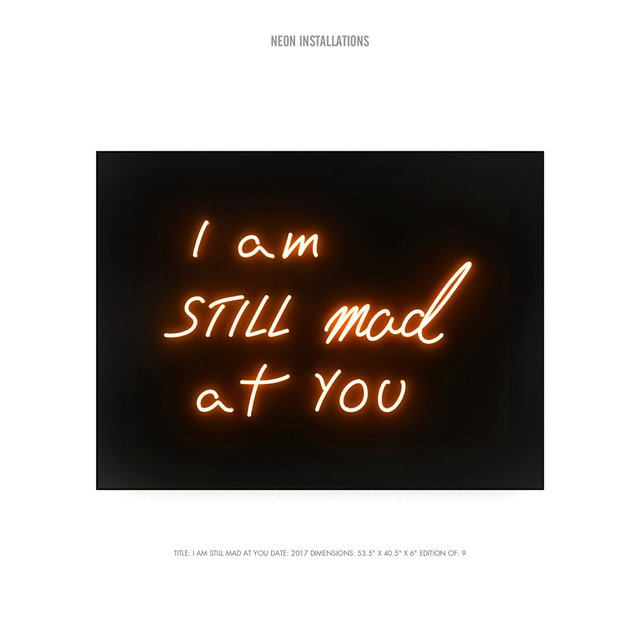 "TITLE- I AM STILL MAD AT YOU DATE- 2017 DIMENSIONS- 53.5"" X 40.5"" X 6"" EDITION OF- 9.jpg"
