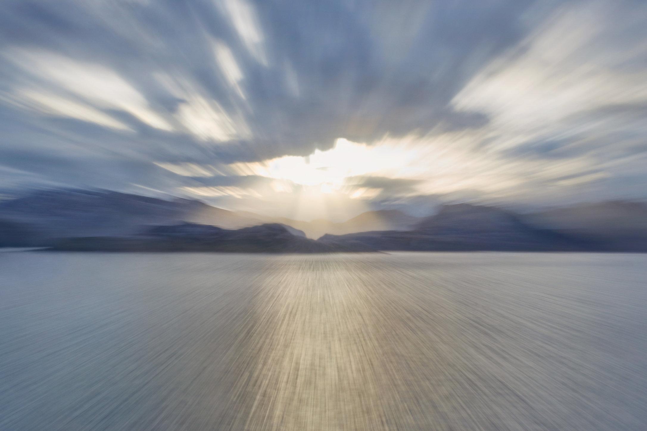 Land / Patagonia / Strait of Magellan
