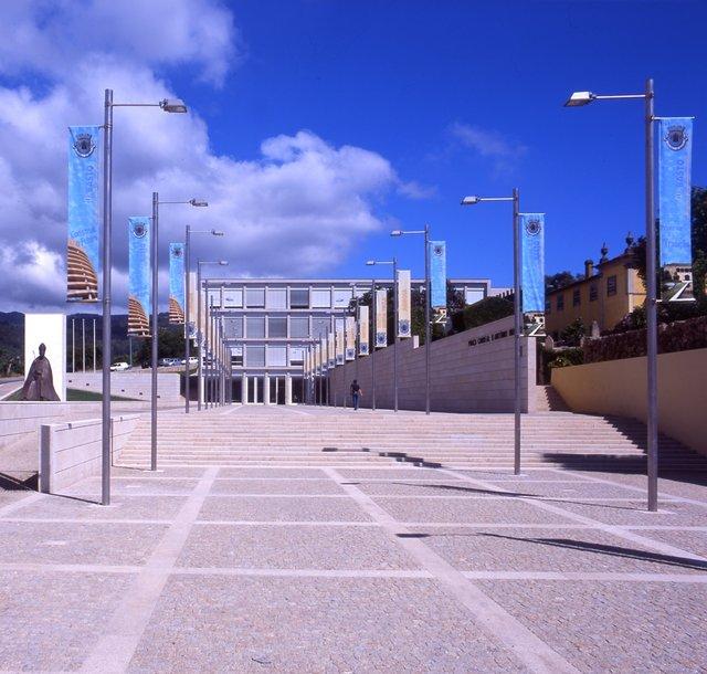 Celorico de Basto city hall   Celorico de Basto, Portugal  