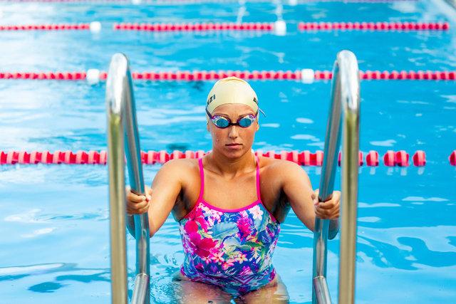 Dahlas Rogers, Australian Swimmer