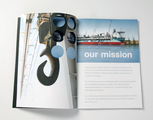 bluewater corporate brochure