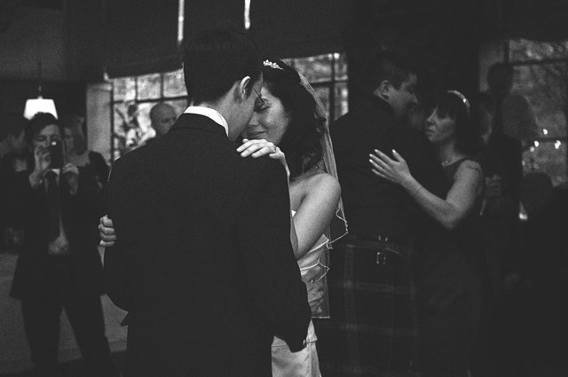 Alternative Wedding Photographer   Glasgow
