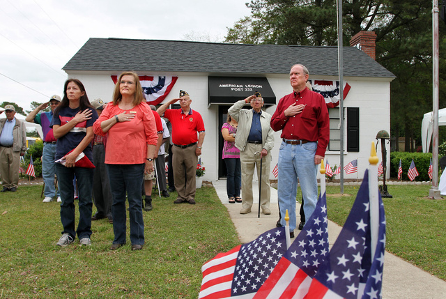 Proud American - Walstonburg NC