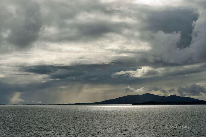 Hébrides extérieures, île de Lewis et Harris