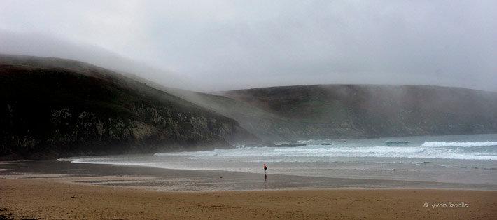 Baie des Trépassés, pointe du Raz, Finistère #1