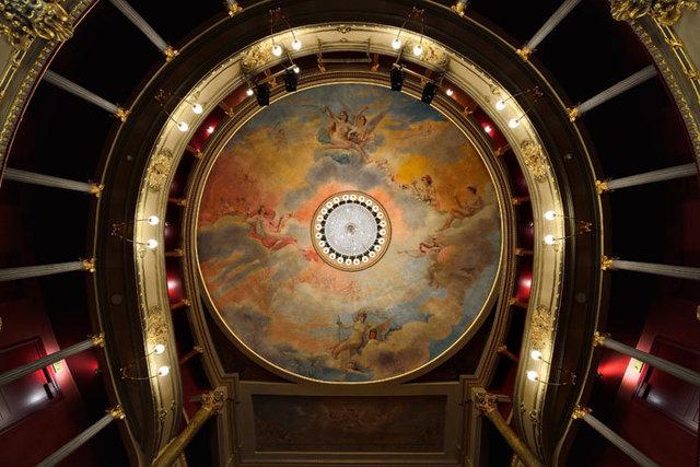 Théâtre Blossac à Châtellerault ‐ Vienne
