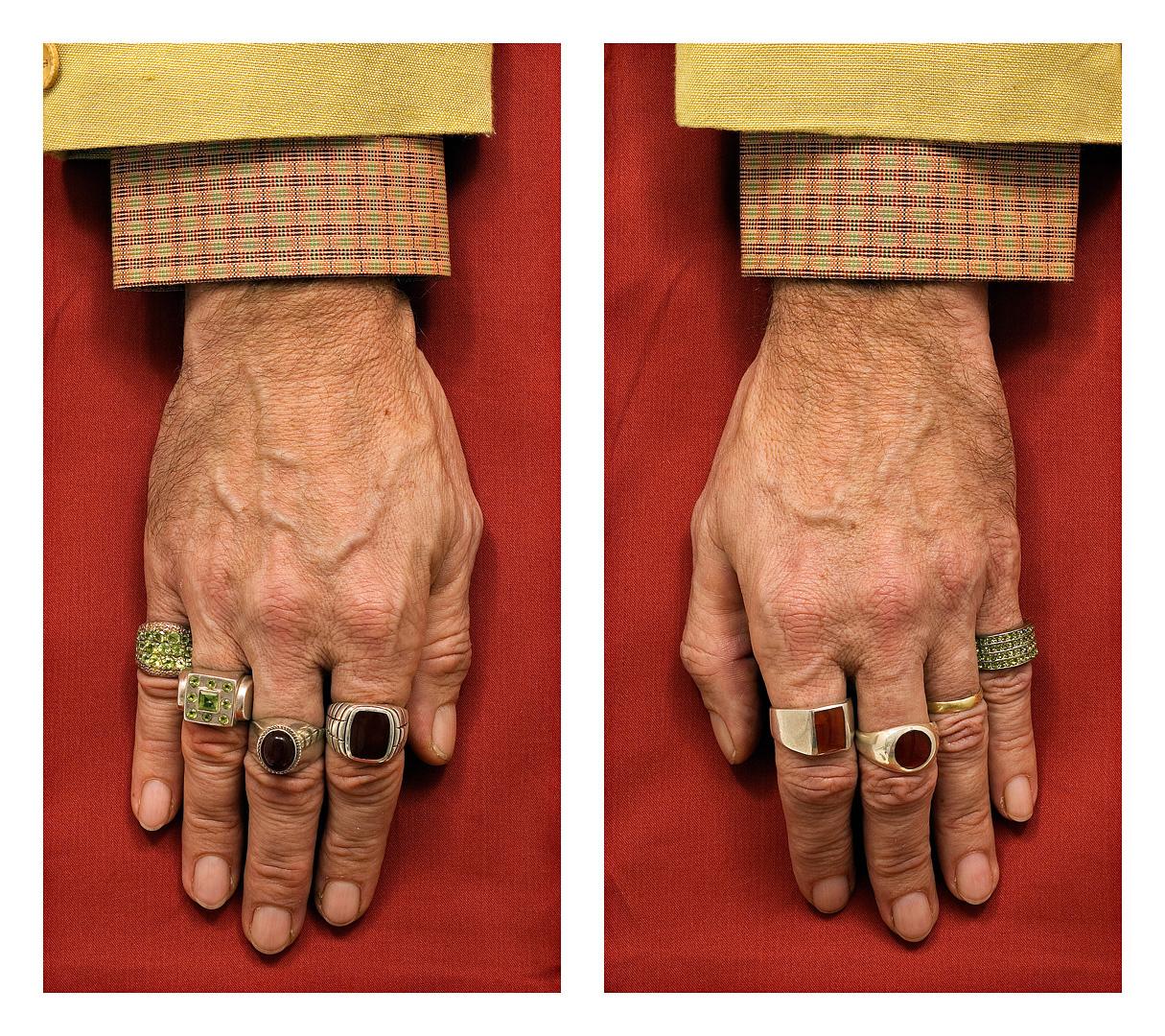palms 11    2006    31.5X28 cm    c-print