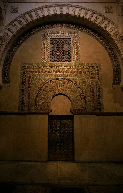 cordoba - mezquita cathedraal