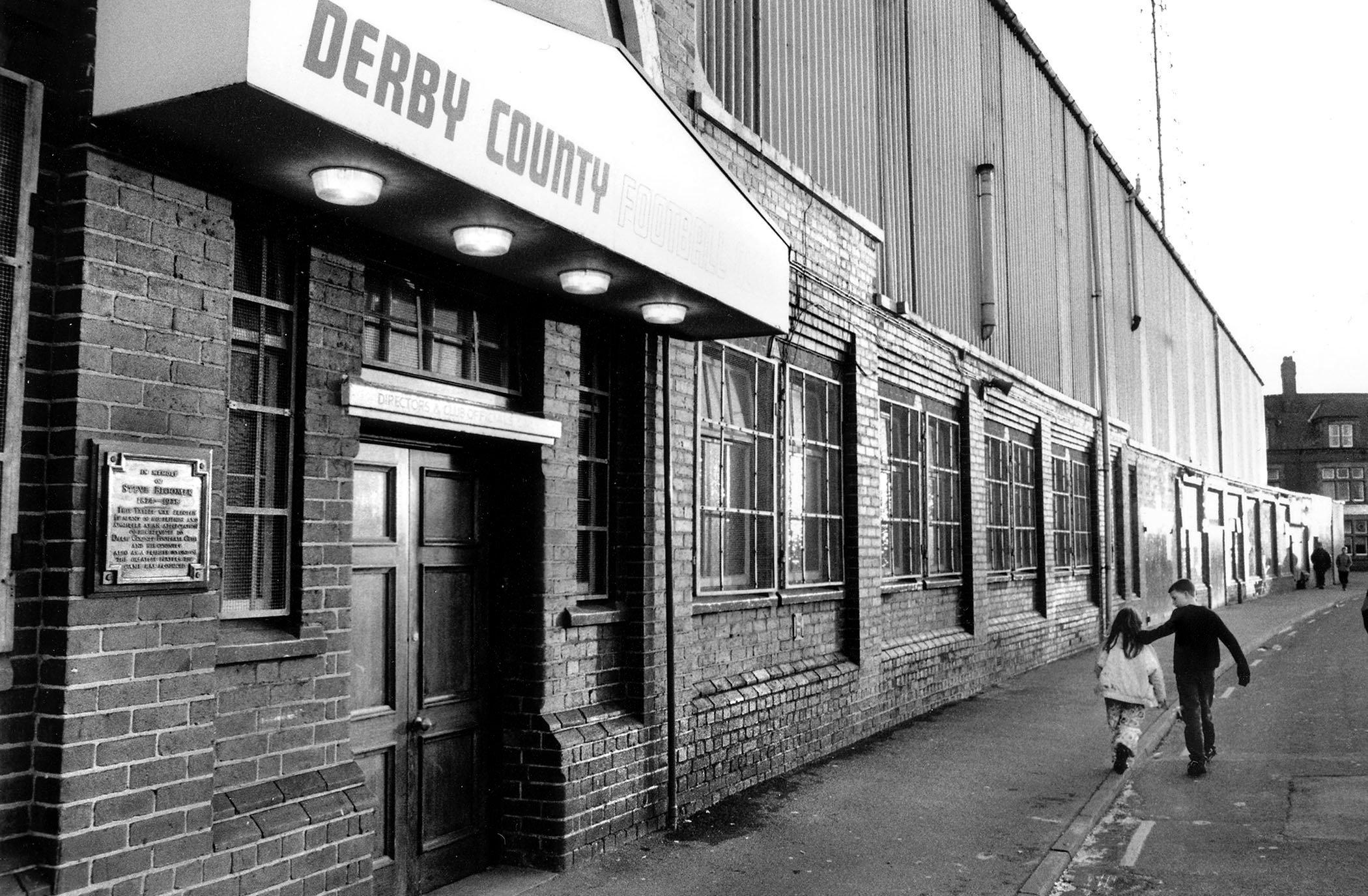 Shaftesbury Crescent, Derby