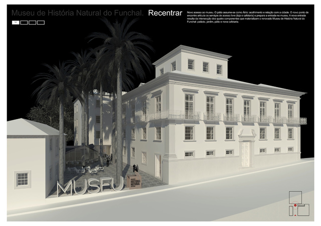 Natural History Museum - Competition   Funchal, Madeira  