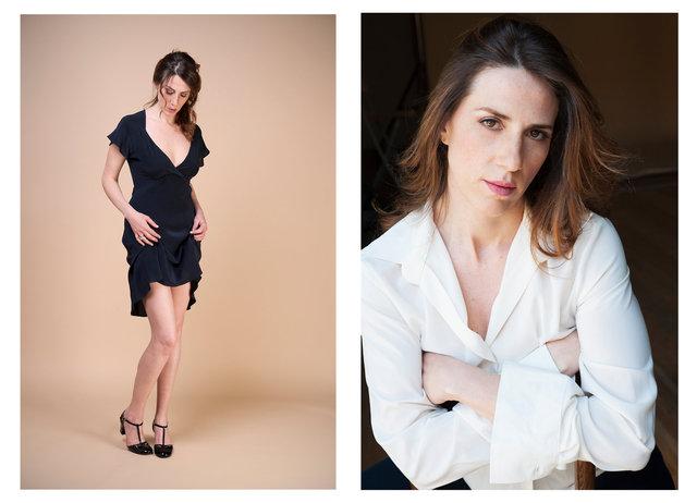 Claudia Coli. Actress