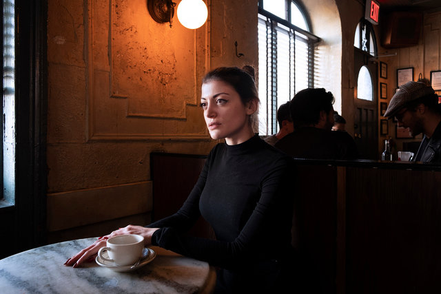 Elisa, Brand Strategist. New York 2019