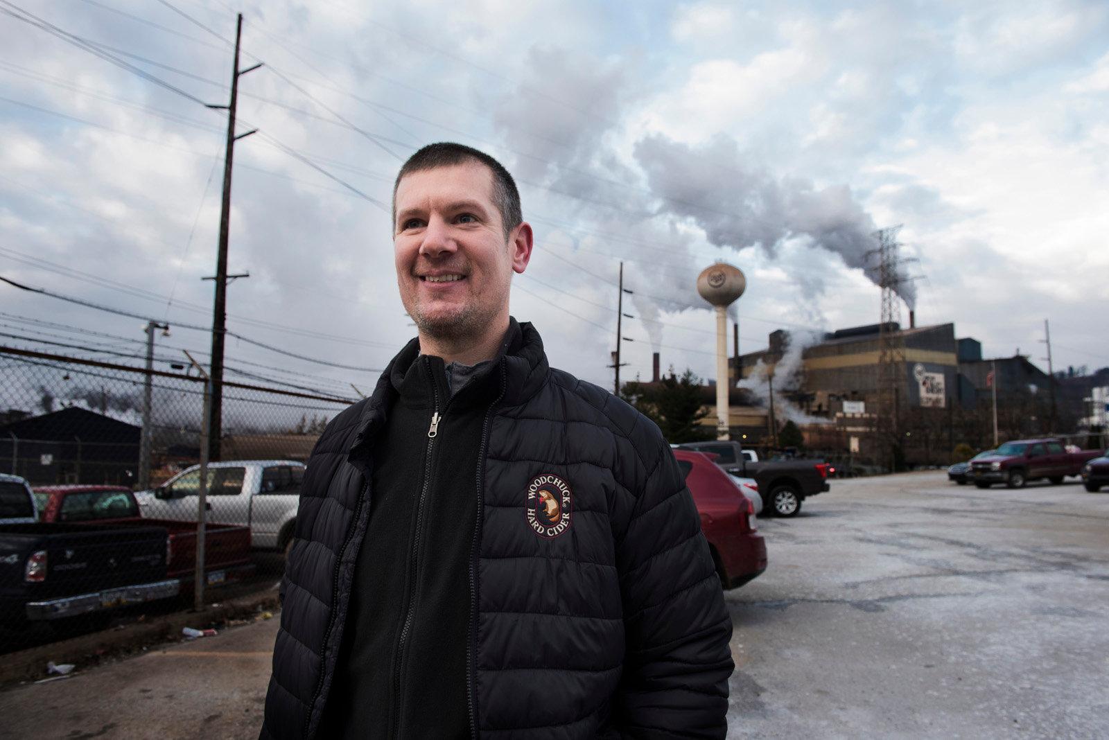 Braddock, Pennsylvania, Steel Industry, Steel Woker