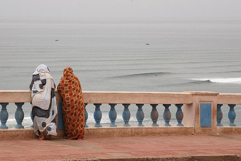 Southern Morocco.