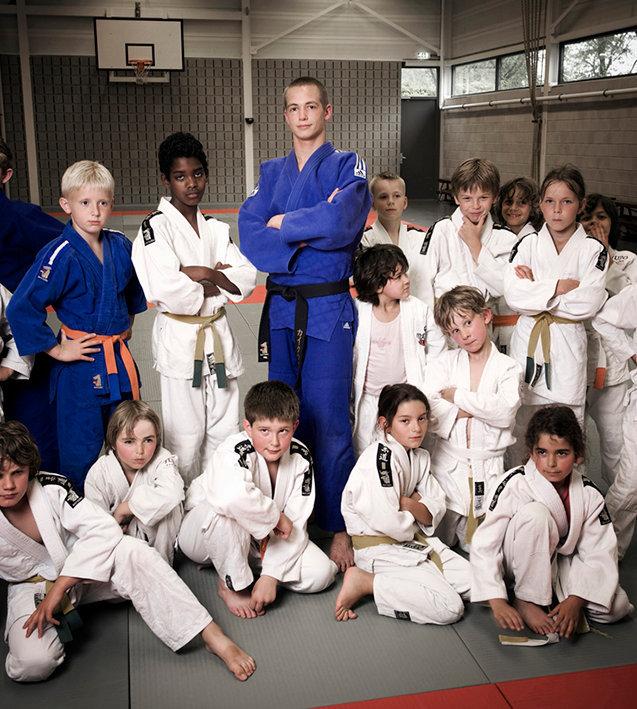 Judo-teacher
