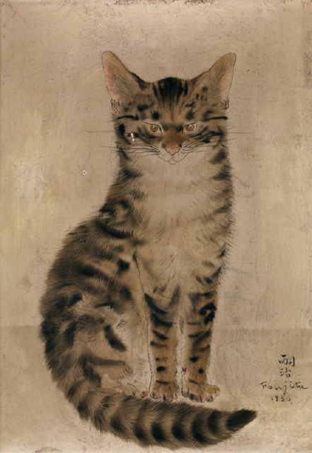 Tsugouharu Foujita  1886 – 1968