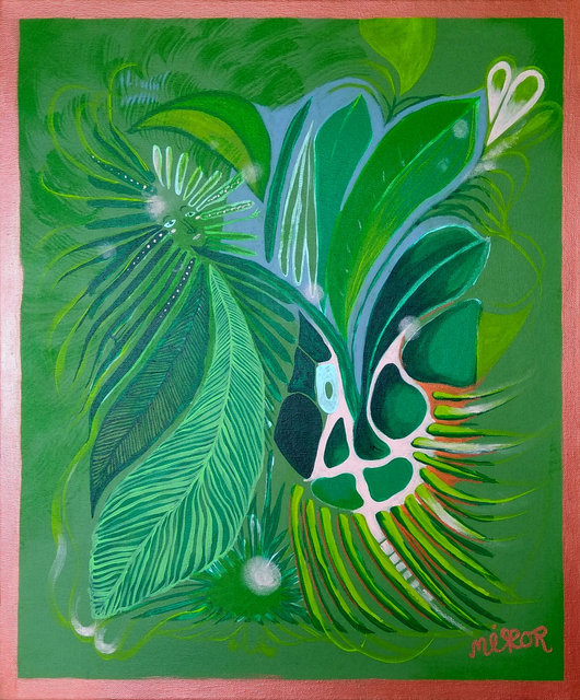 Green on Green II (2018)