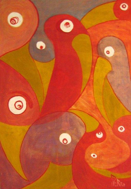 Oiseaux Rouges (2003)