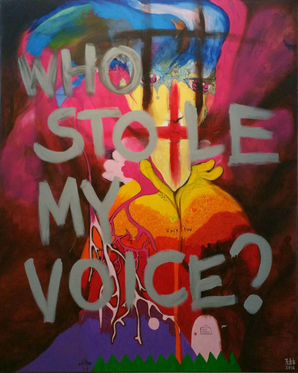 Who Stole My Voice? (2016)