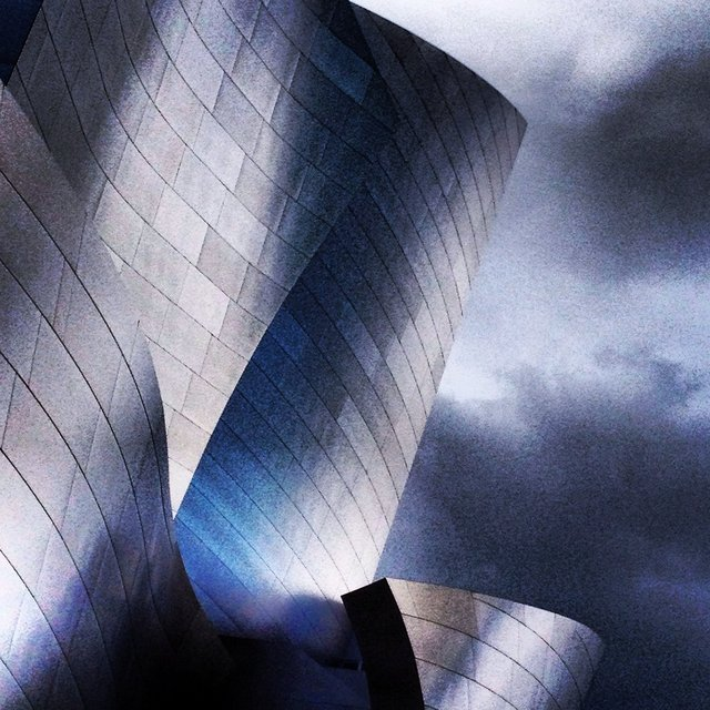 WALT DISNEY CONCERT HALL - BLUE 4