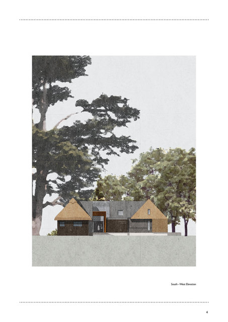 Cricket Pavilion, Sussex