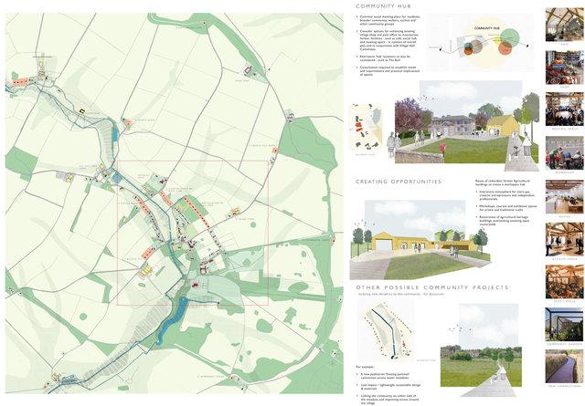 Village Masterplan, Dorset