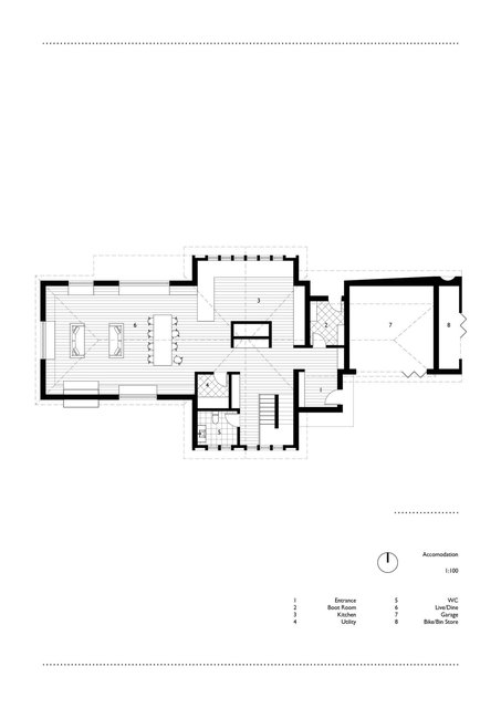 Proposed New House, Hampshire