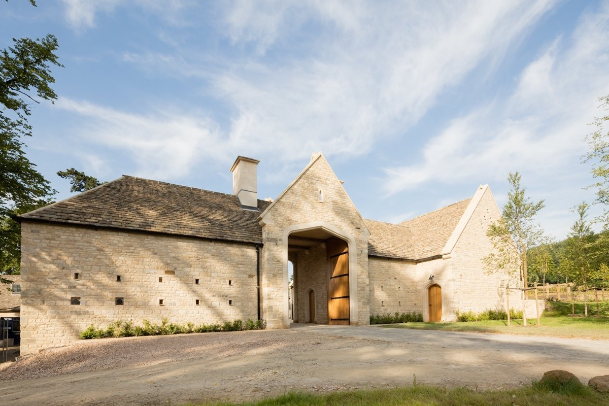 Energy Centre & Barn, Cotswolds