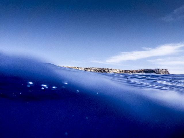 Lampedusa, costa nord