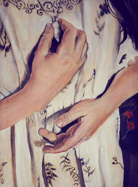 Greta's Hands