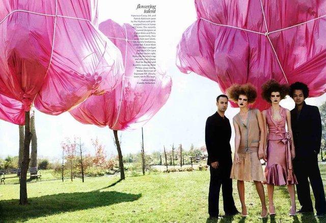 Vogue Mario Testino Photography
