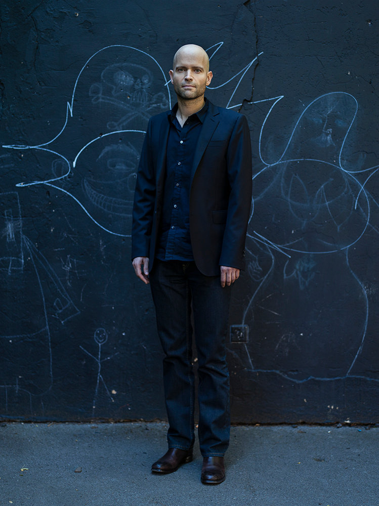 Marc Forster, Film Director, Quantum of Solace / World War Z