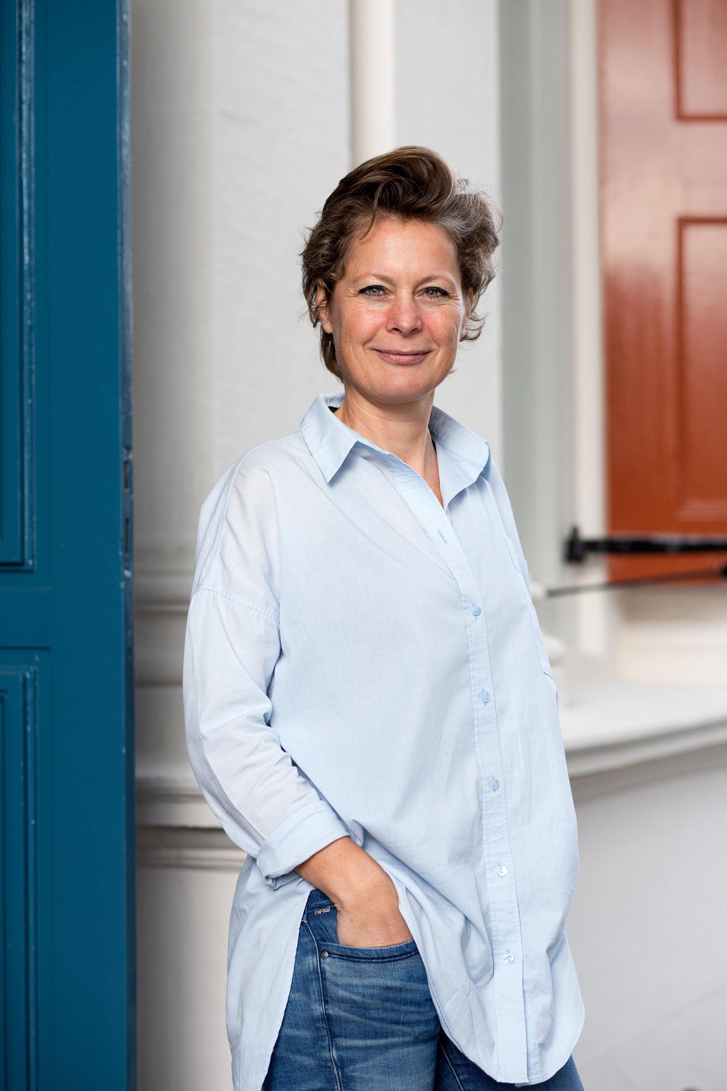 Chantal Mies, Rotterdam Partners.
