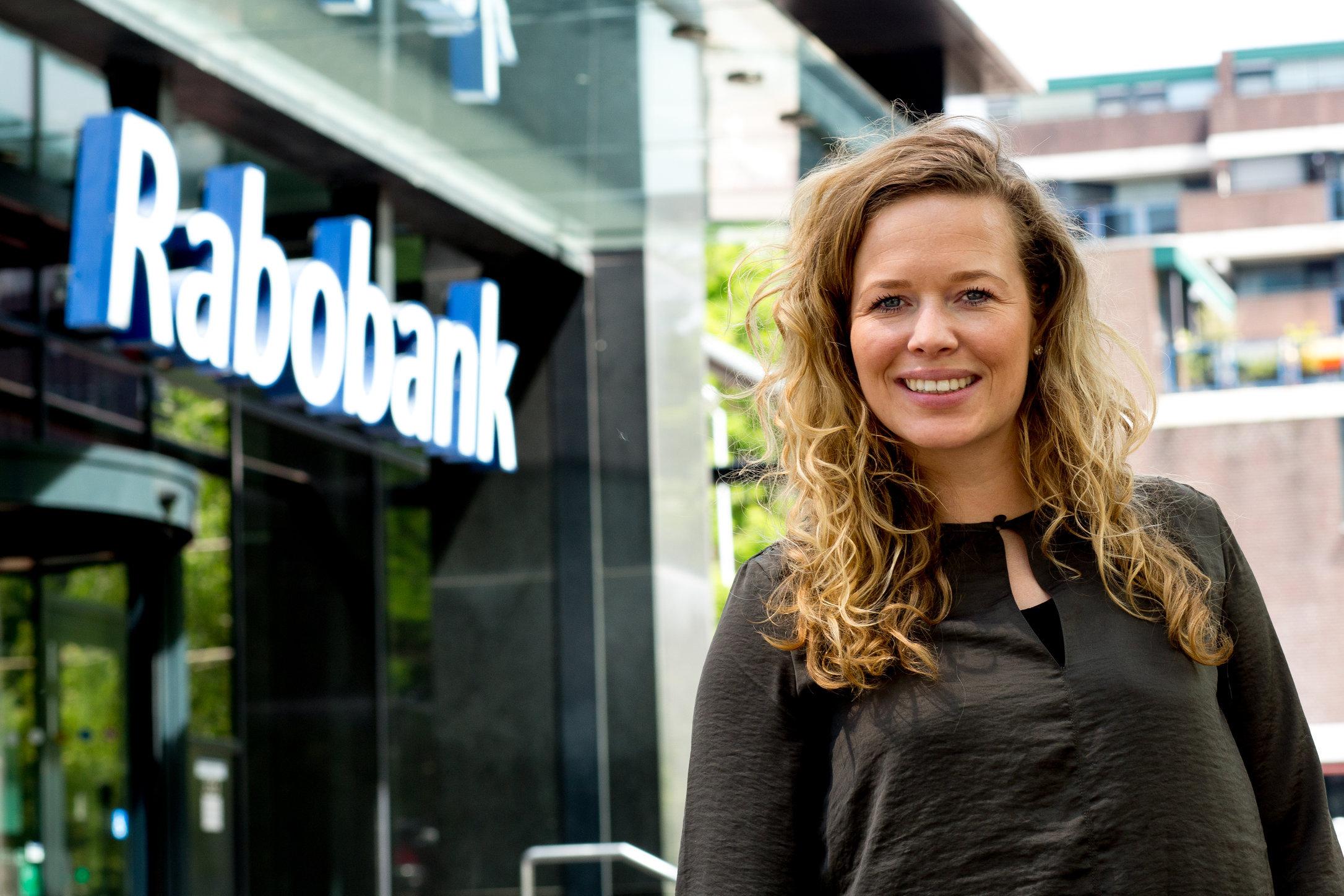 Daphne van de Gaag @ Rabobank
